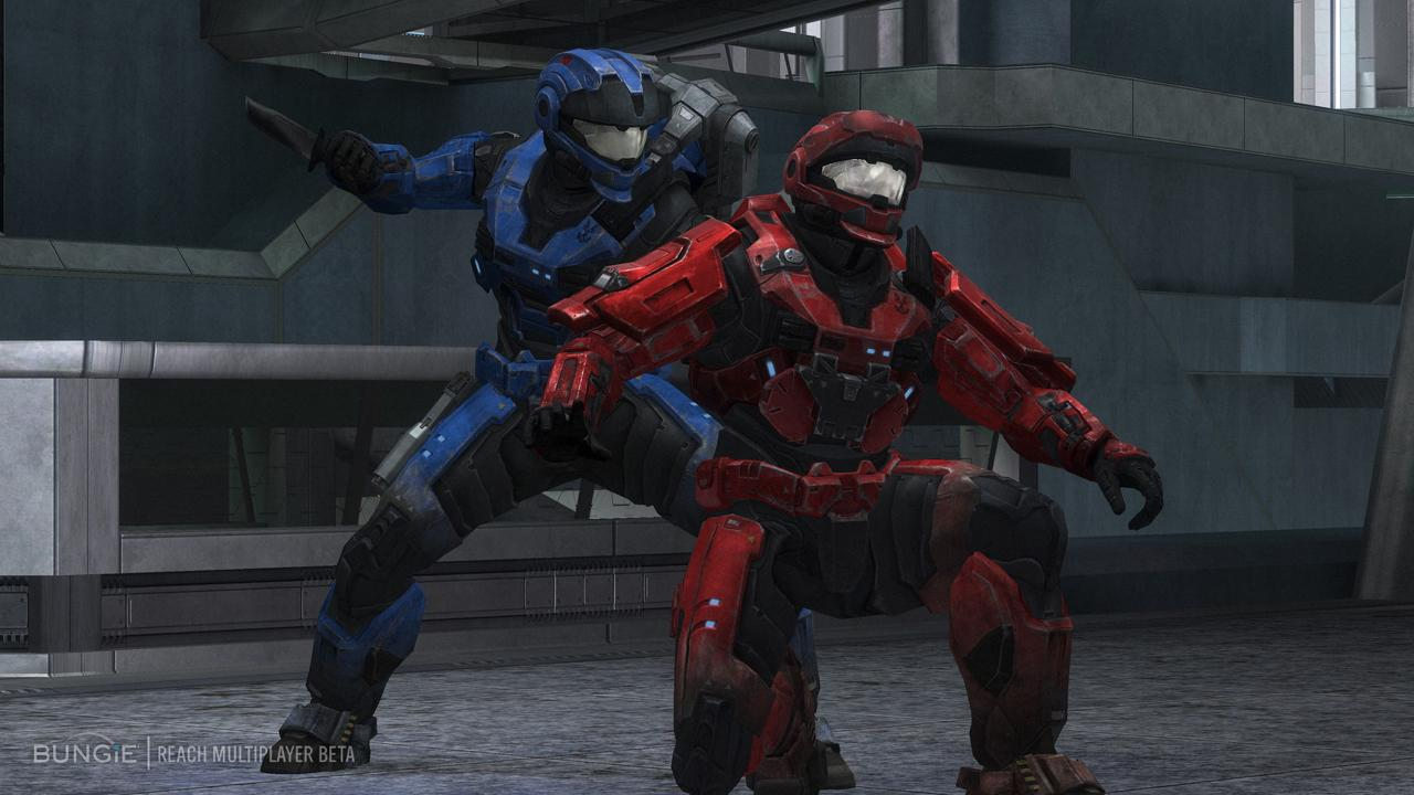Halo Reach Review Screen 6