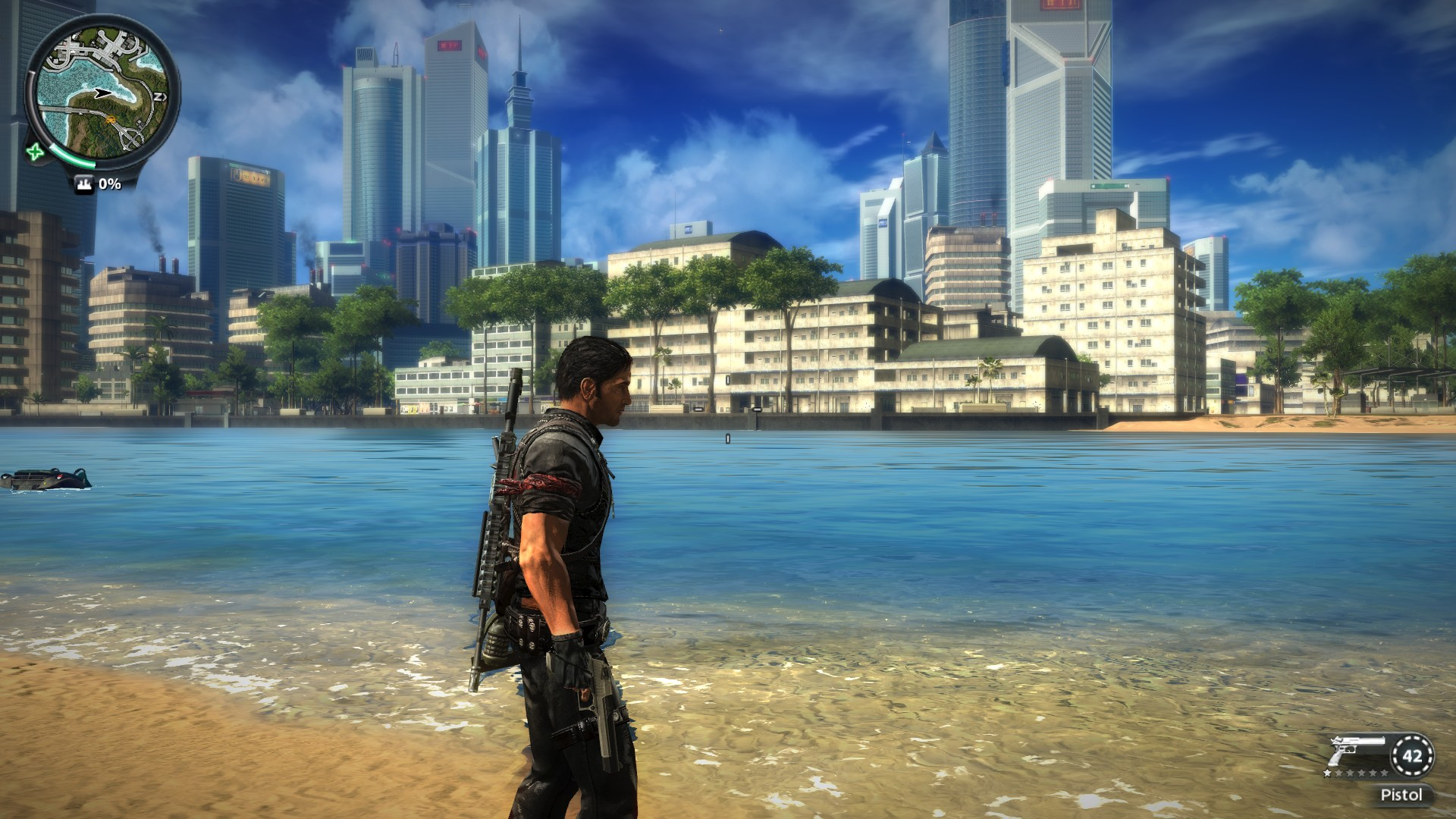 Just Cause 2 Review Screen 5