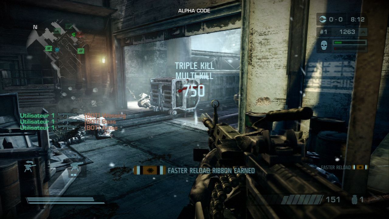 Killzone 3 Review Screen 5