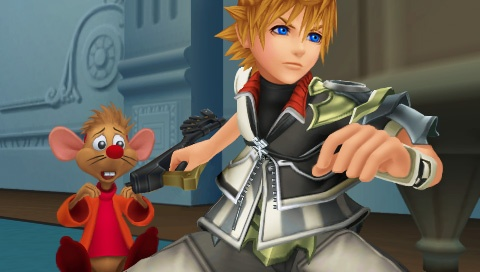 Kingdom Hearts Birth by Sleep Review Screens 2