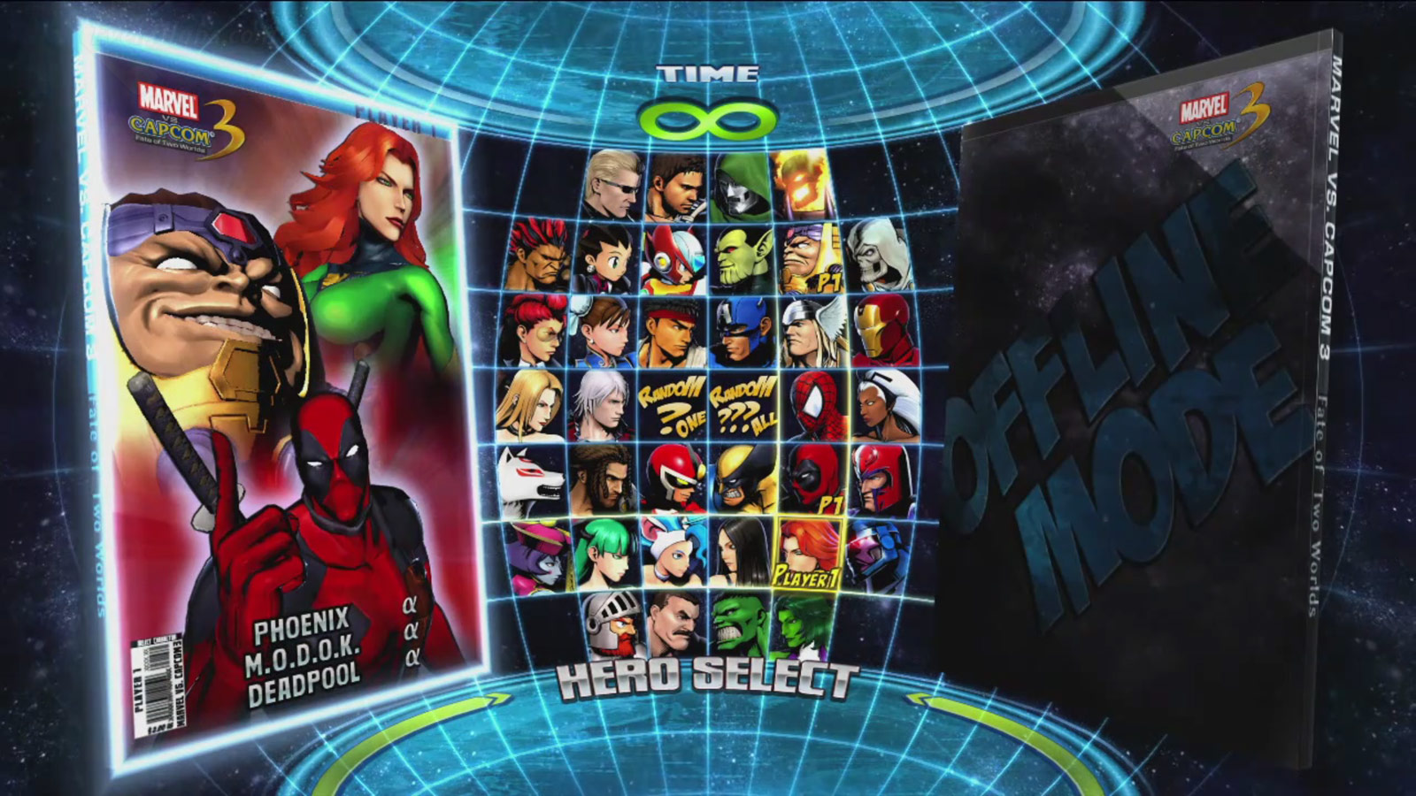 Marvel vs. Capcom 3 Fate of Two Worlds Review Screen 10
