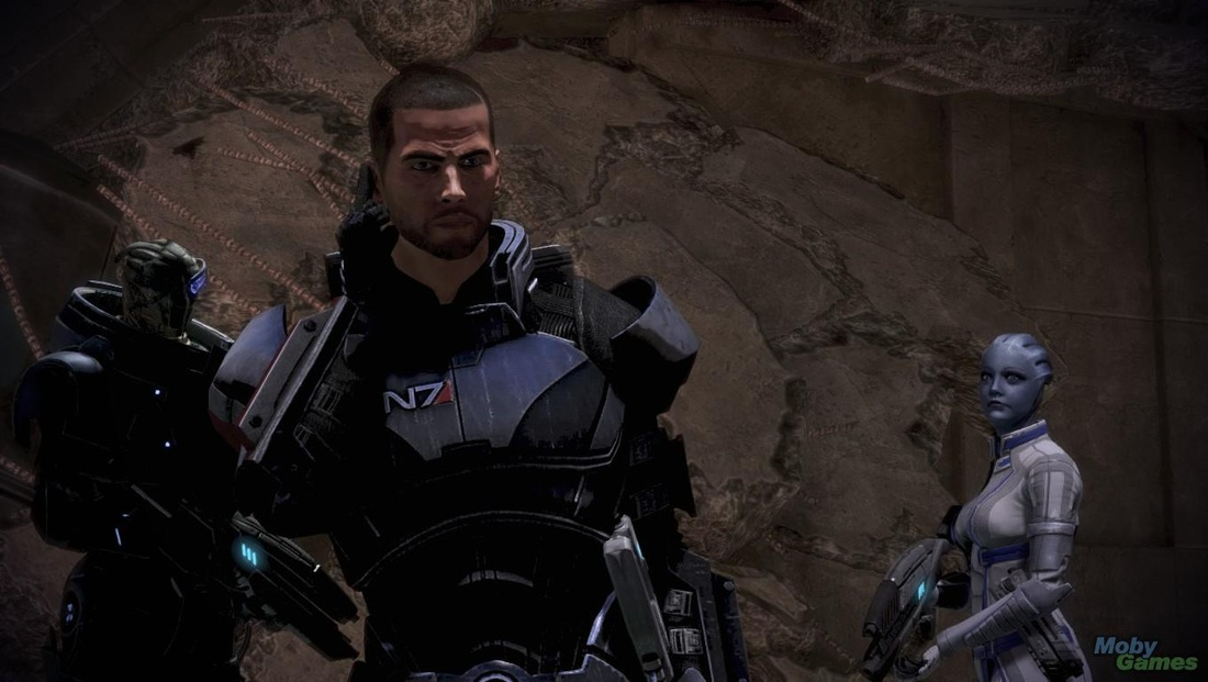 Mass Effect 3 Review Screen 7