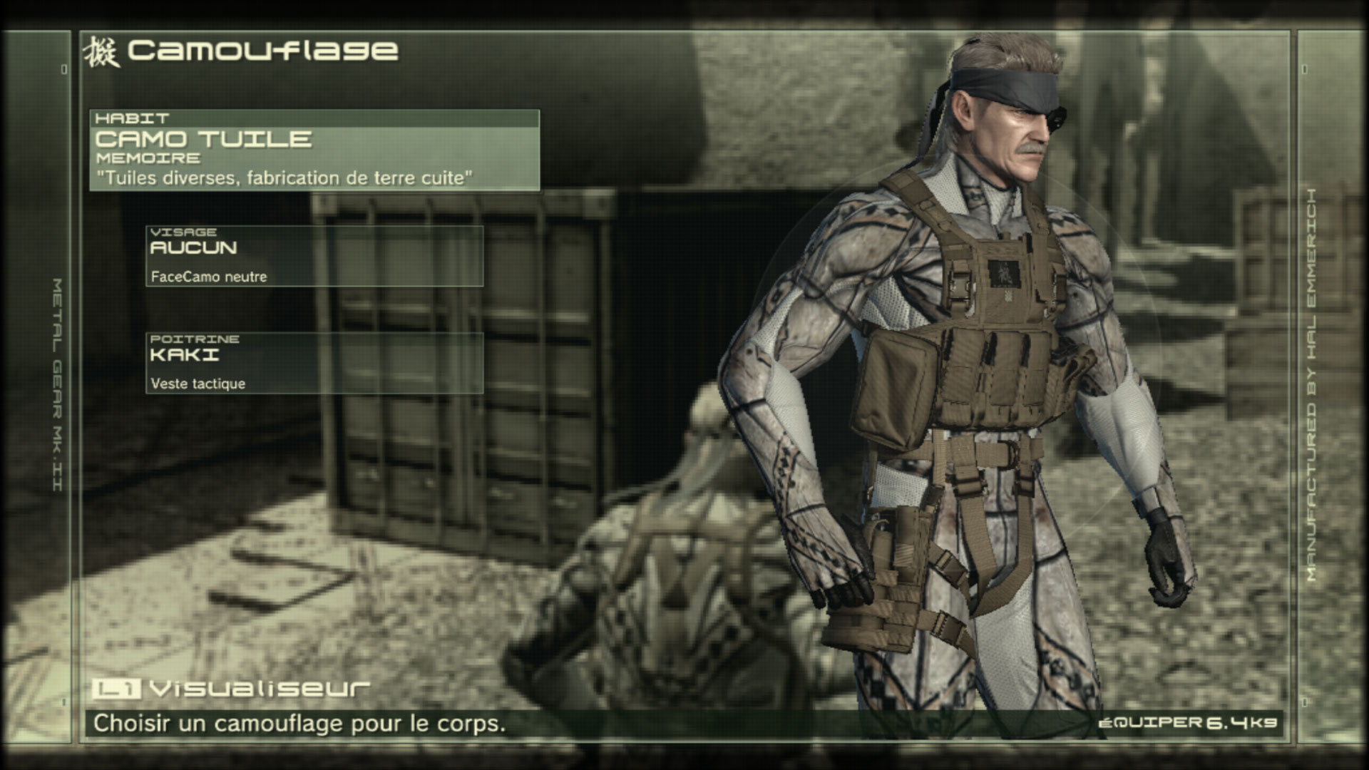 Metal Gear Solid 4 Guns Of the Patriots Screen 12