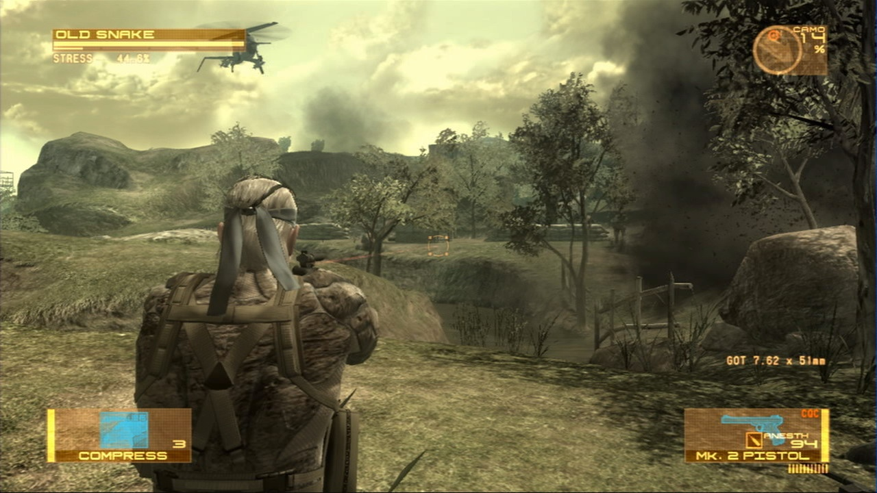 Metal Gear Solid 4 Guns Of the Patriots Screen 4