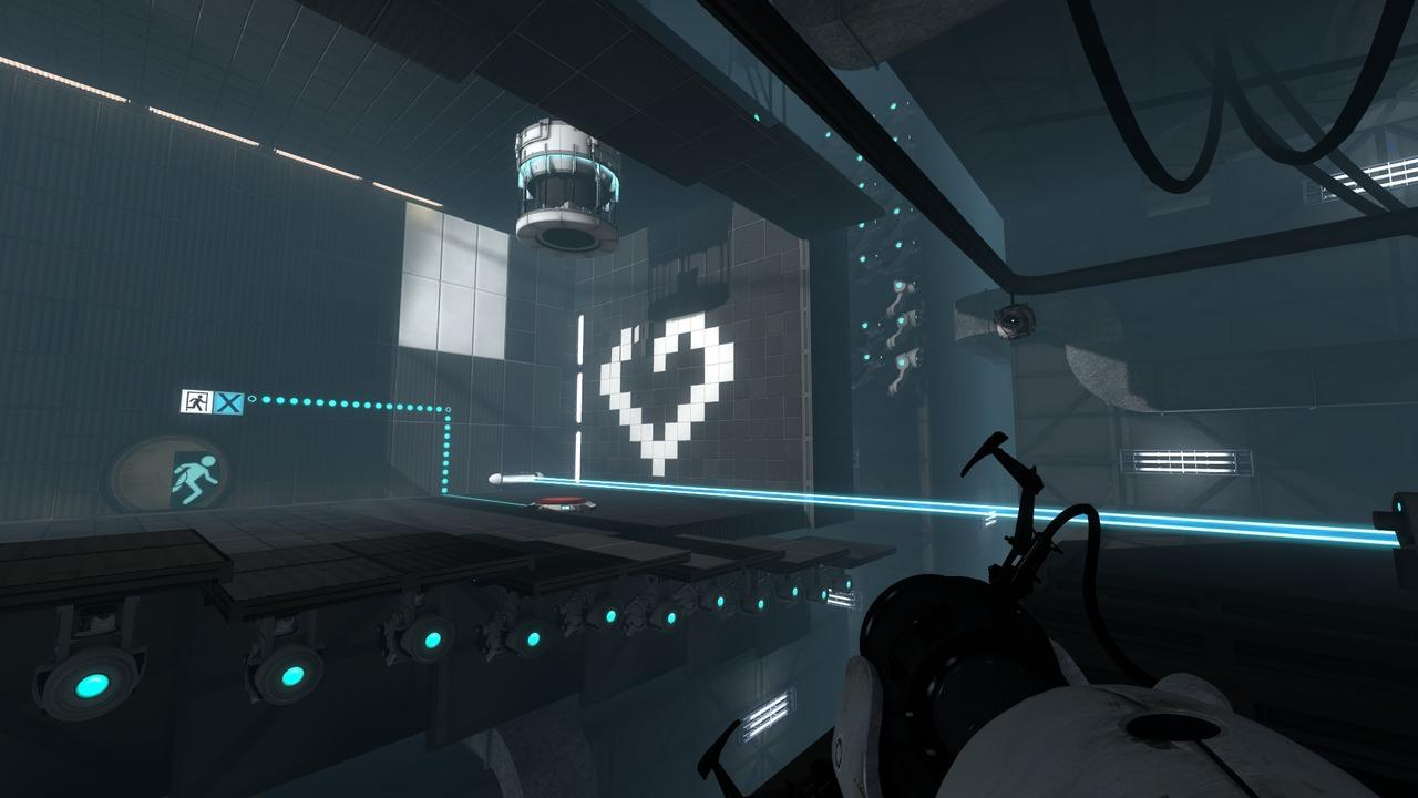 Portal 2 Review Screen 1