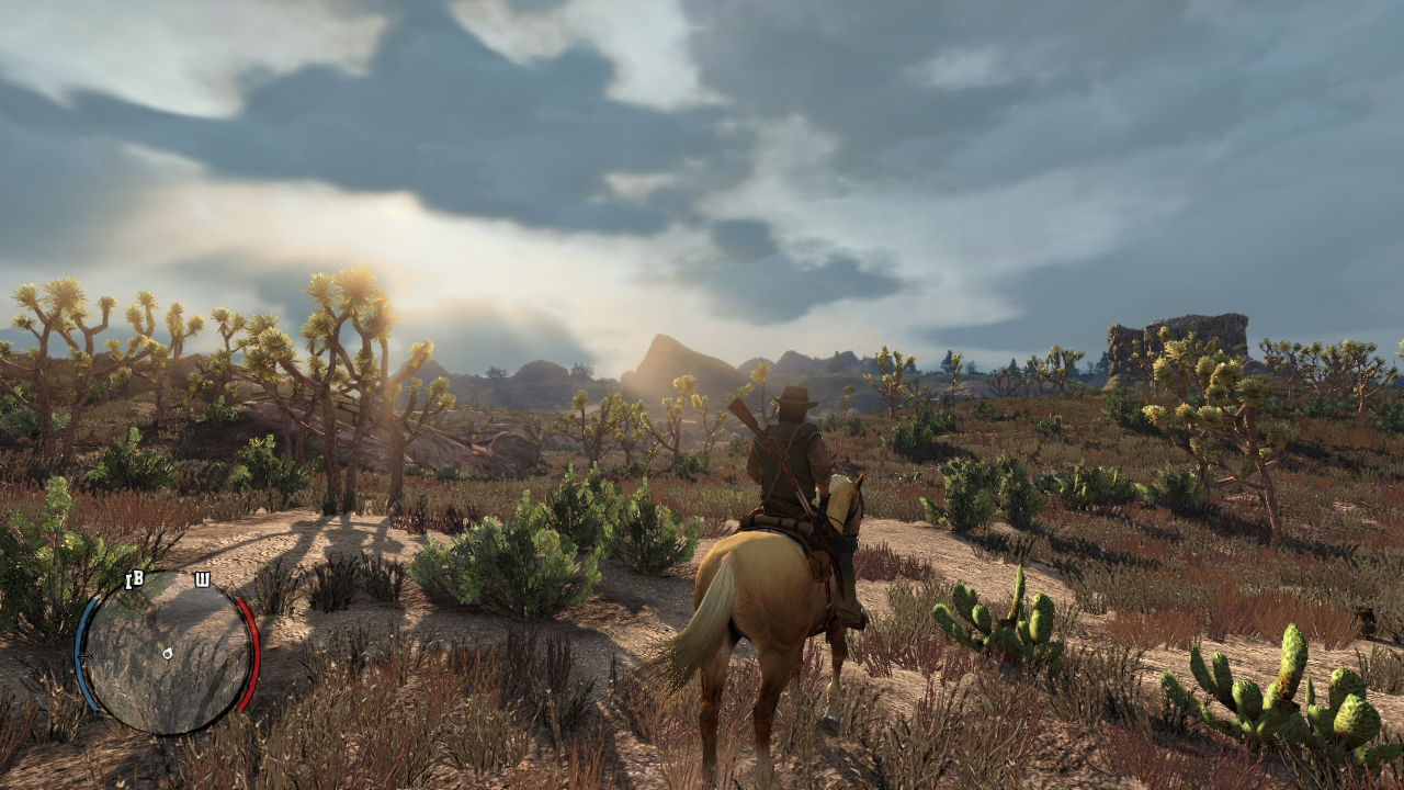 Red Dead Redemption Review Screen 4