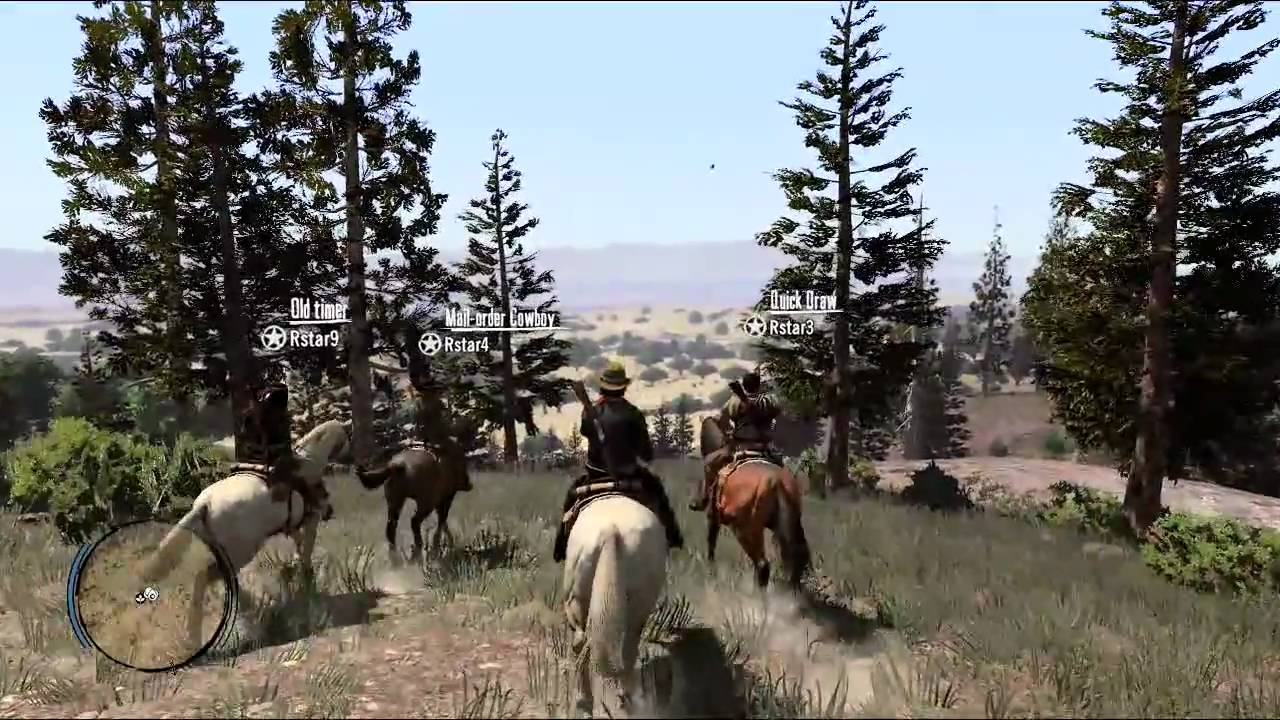 Red Dead Redemption Review Screen 6