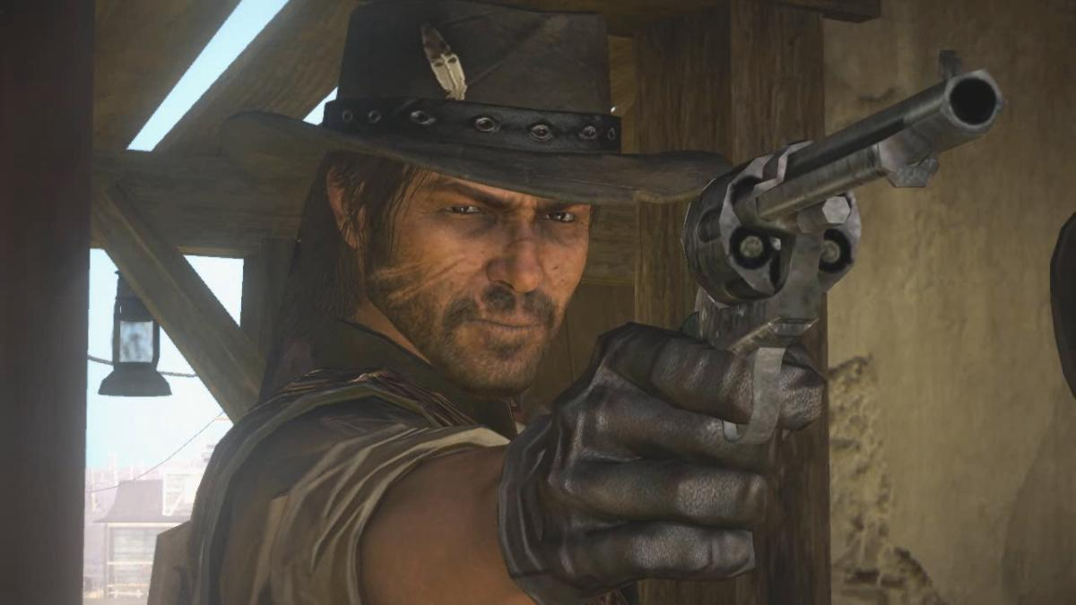 Red Dead Redemption Review Screen 9