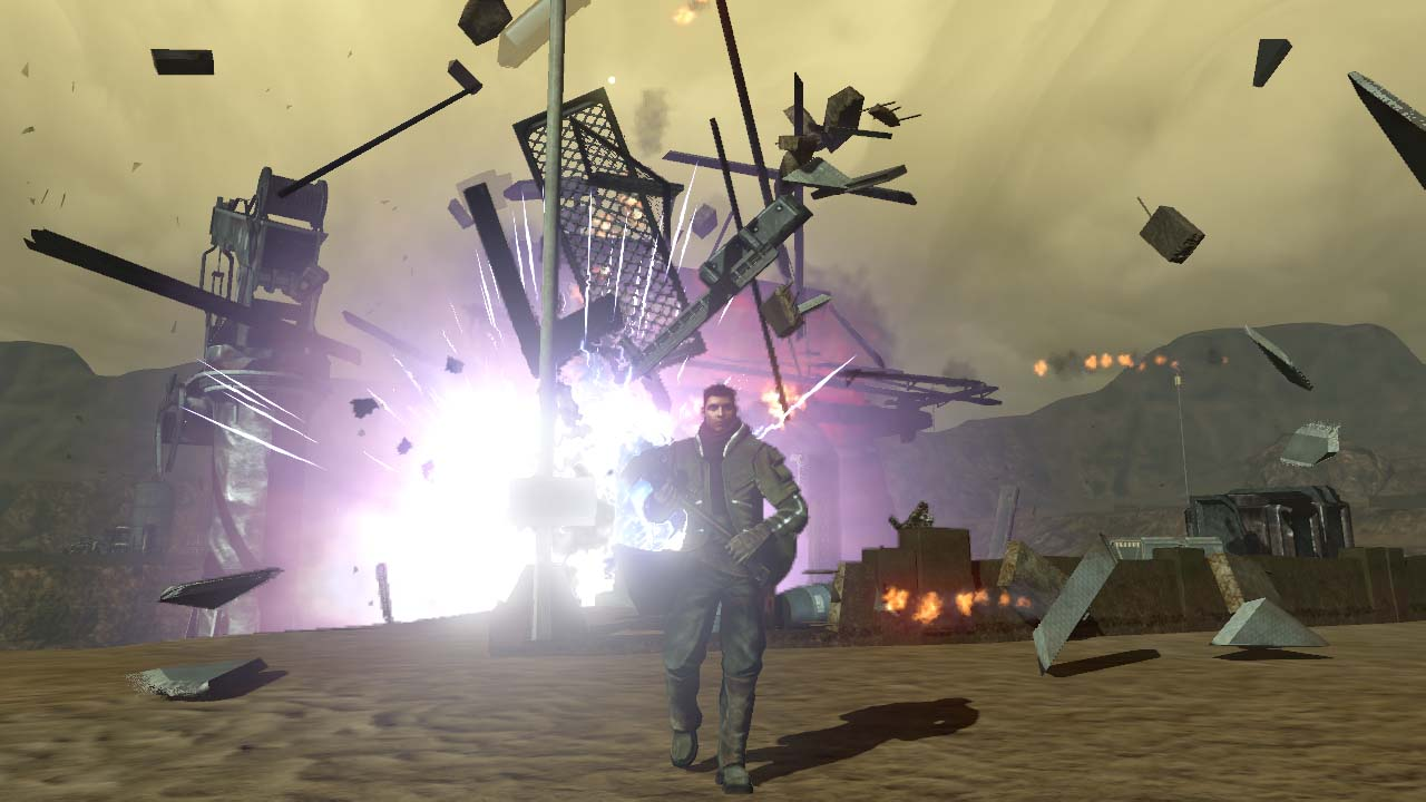 Red Faction Guerrila Review Screen 10