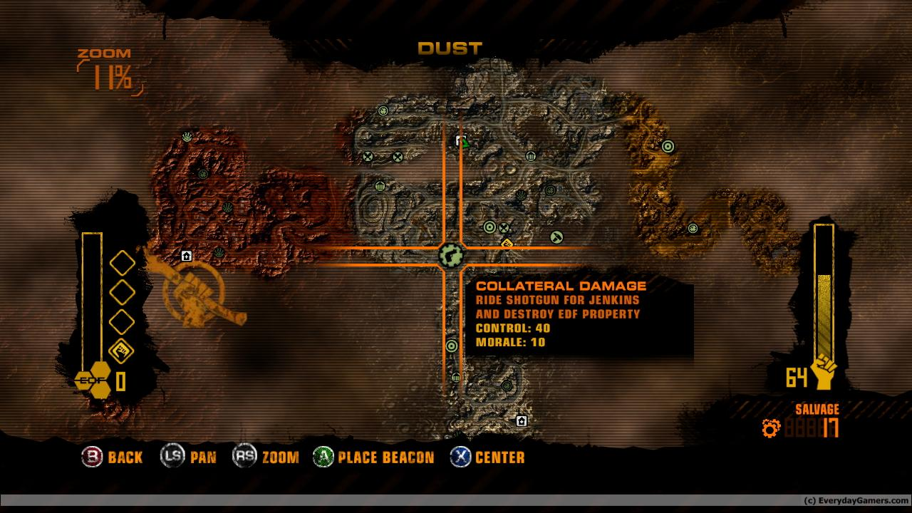 Red Faction Guerrila Review Screen 4