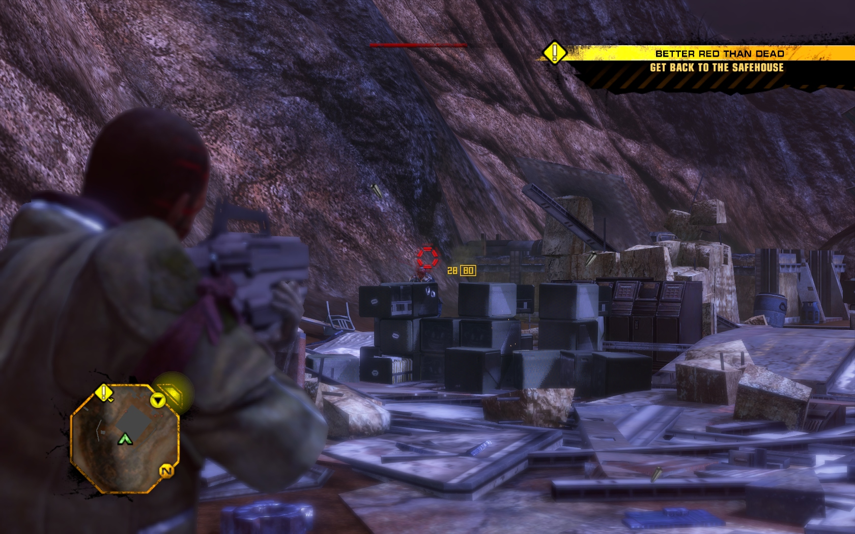 Red Faction Guerrila Review Screen 8