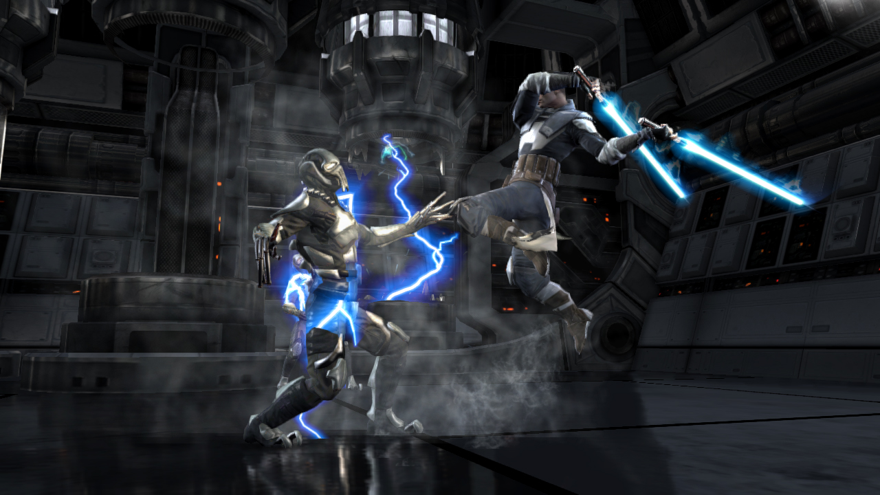 Star Wars The Force Unleashed 2 Review Screen 1