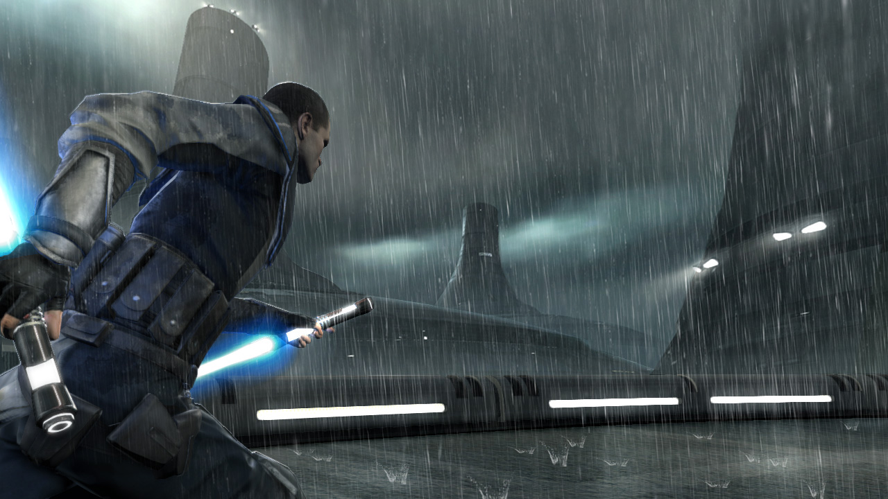 Star Wars The Force Unleashed 2 Review Screen 10