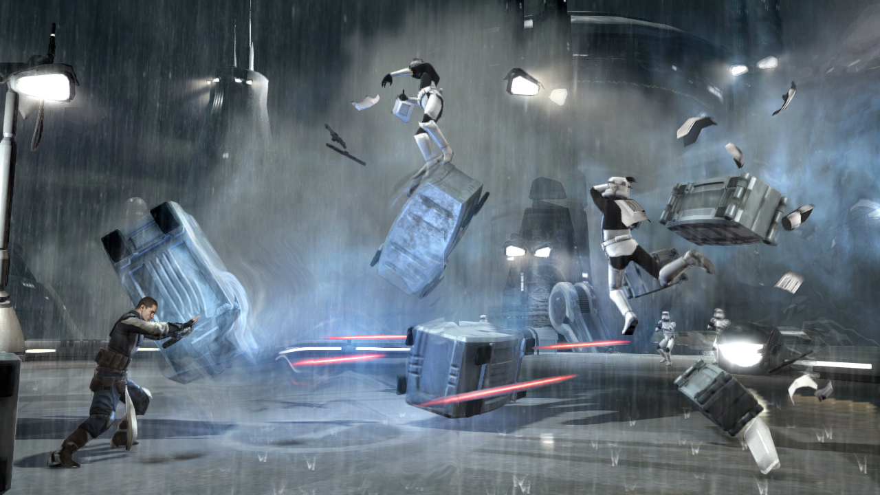 Star Wars The Force Unleashed 2 Review Screen 8