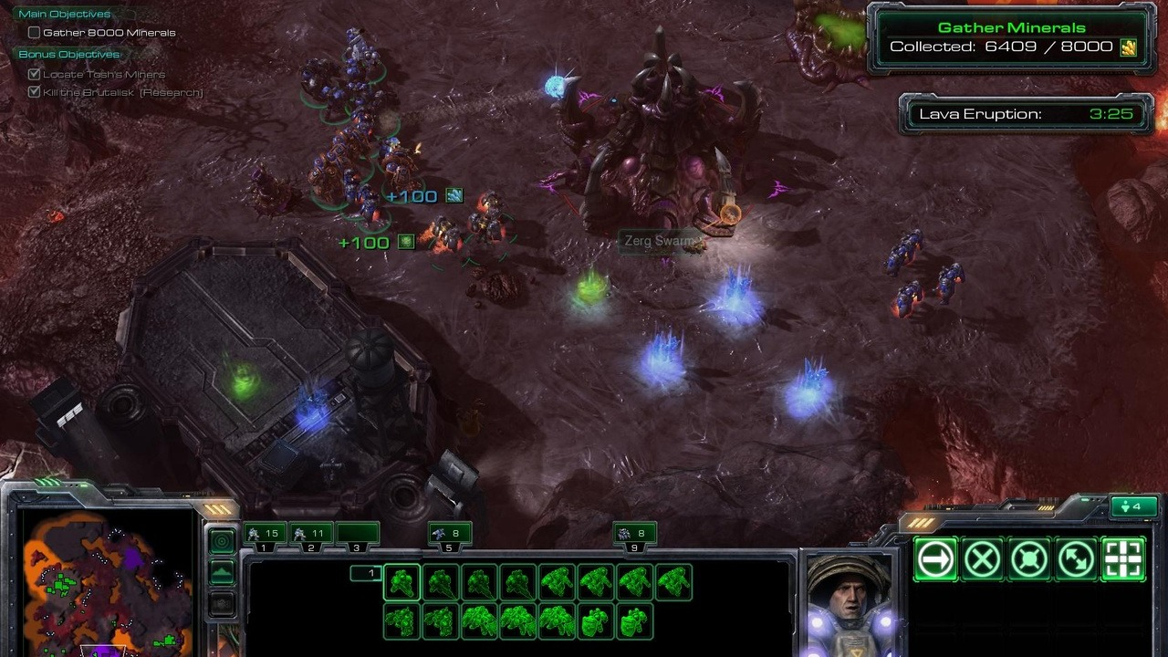 StarCraft II Wings of Liberty Review Screen 4