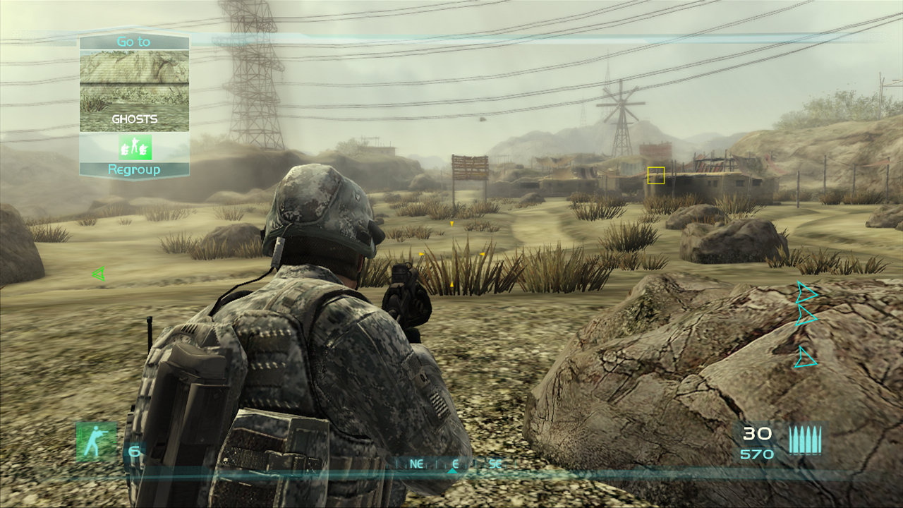 Tom Clancys Ghost Recon Advanced Warfighter 2 Review Screen 3