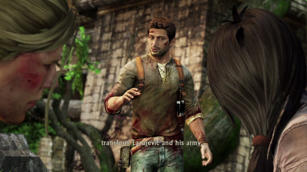 Uncharted 2 Among Thieves Review Screen 5