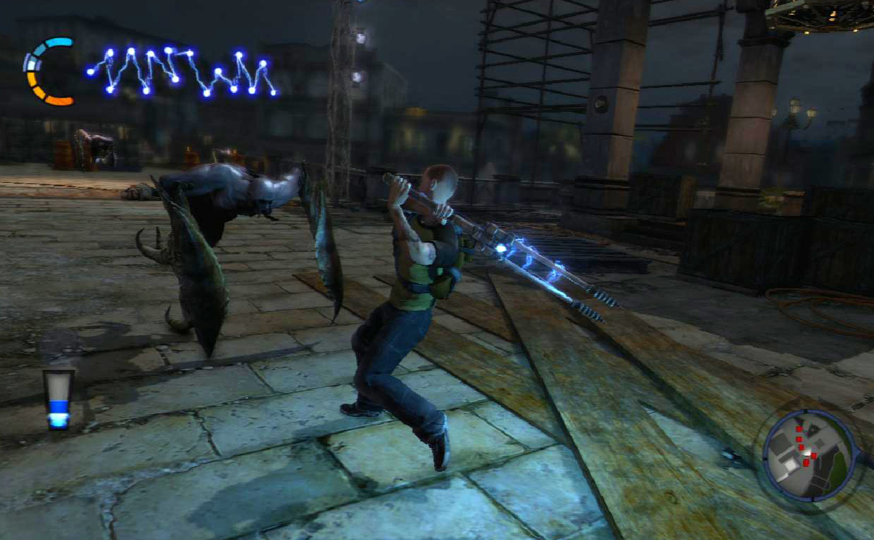 inFamous 2 Review Screen 11
