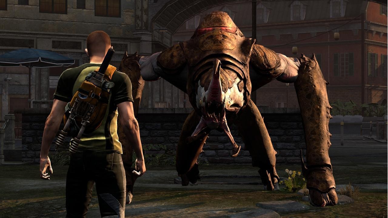 inFamous 2 Review Screen 13