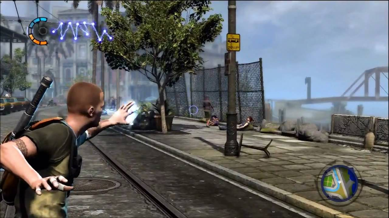 inFamous 2 Review Screen 5