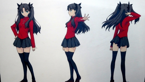 Fate-stay night 2014 Remake Images Leaked + Vita Game Announced pic 27