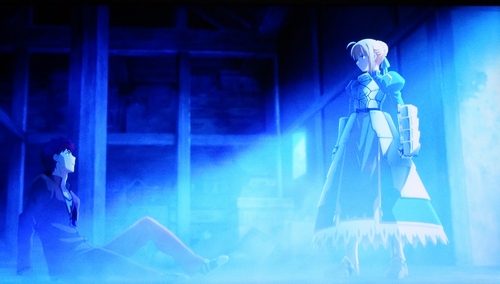 Fate-stay night 2014 Remake Images Leaked + Vita Game Announced pic 9