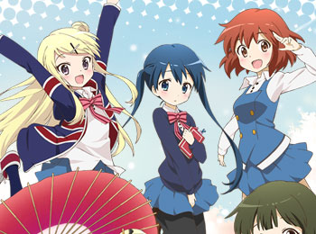 Kiniro-Mosaic-Season-2-Announced