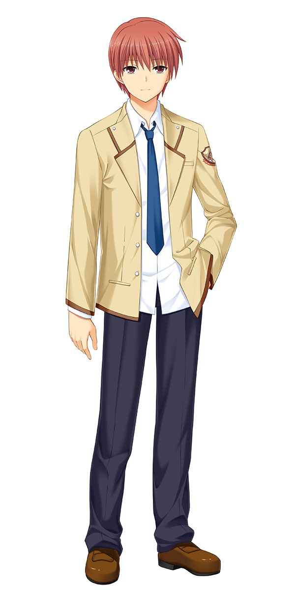New Angel Beats! Visual Novel Images 17