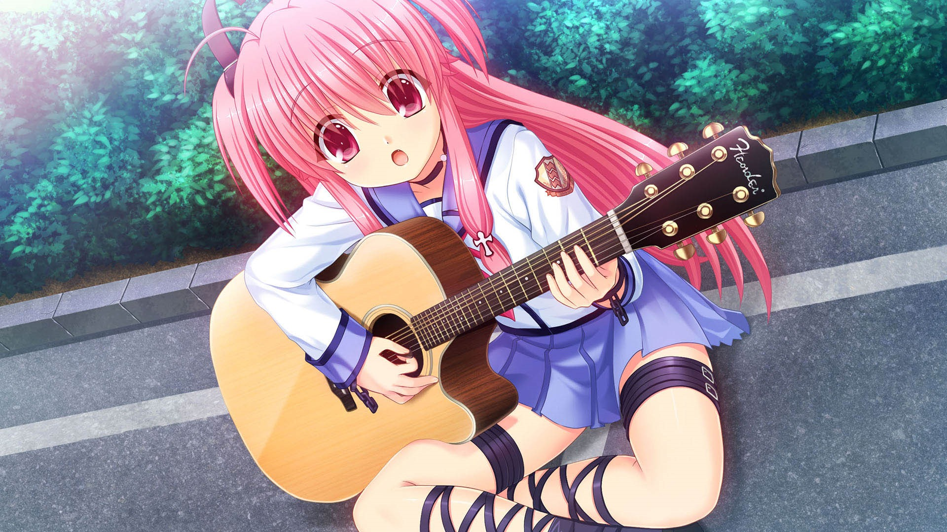 New Angel Beats! Visual Novel Images 2