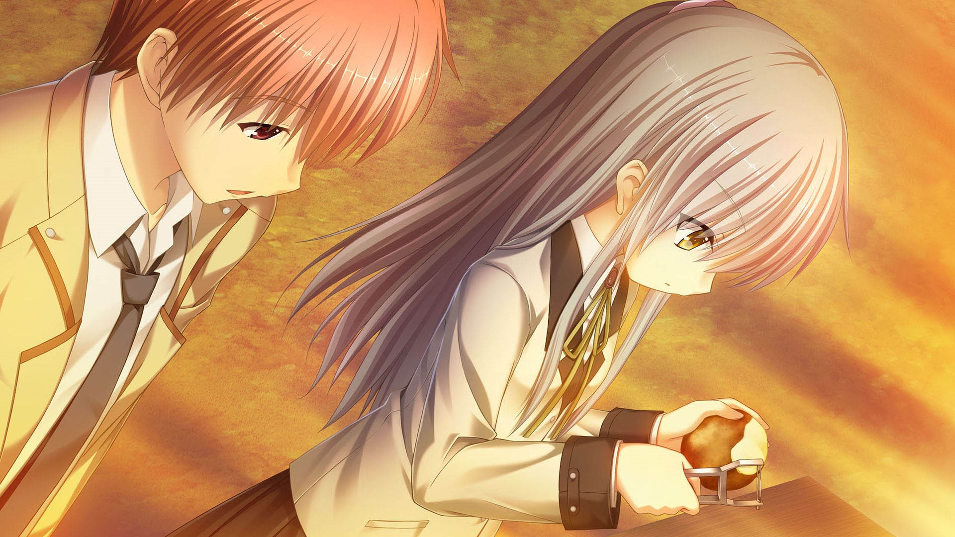 New Angel Beats! Visual Novel Images 3