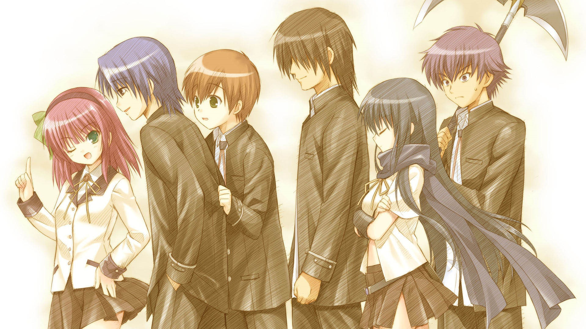 New Angel Beats! Visual Novel Images 4