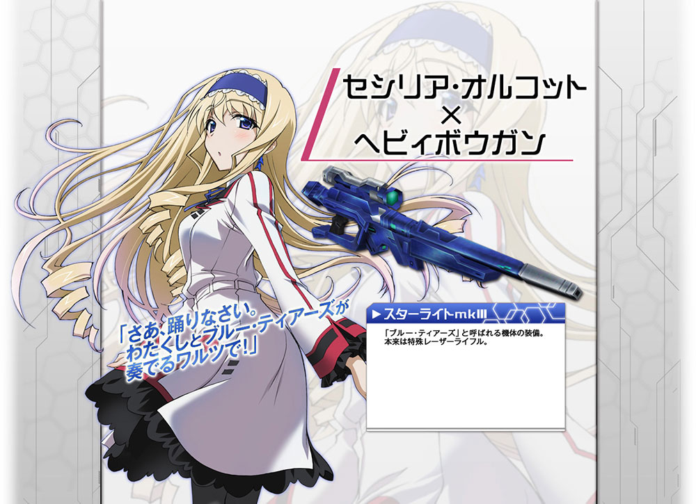Infinite-Stratos-x-Monster-Hunter-Frontier-G-Collaboration-Announced-image-4