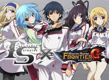 Infinite-Stratos-x-Monster-Hunter-Frontier-G-Collaboration-Announced