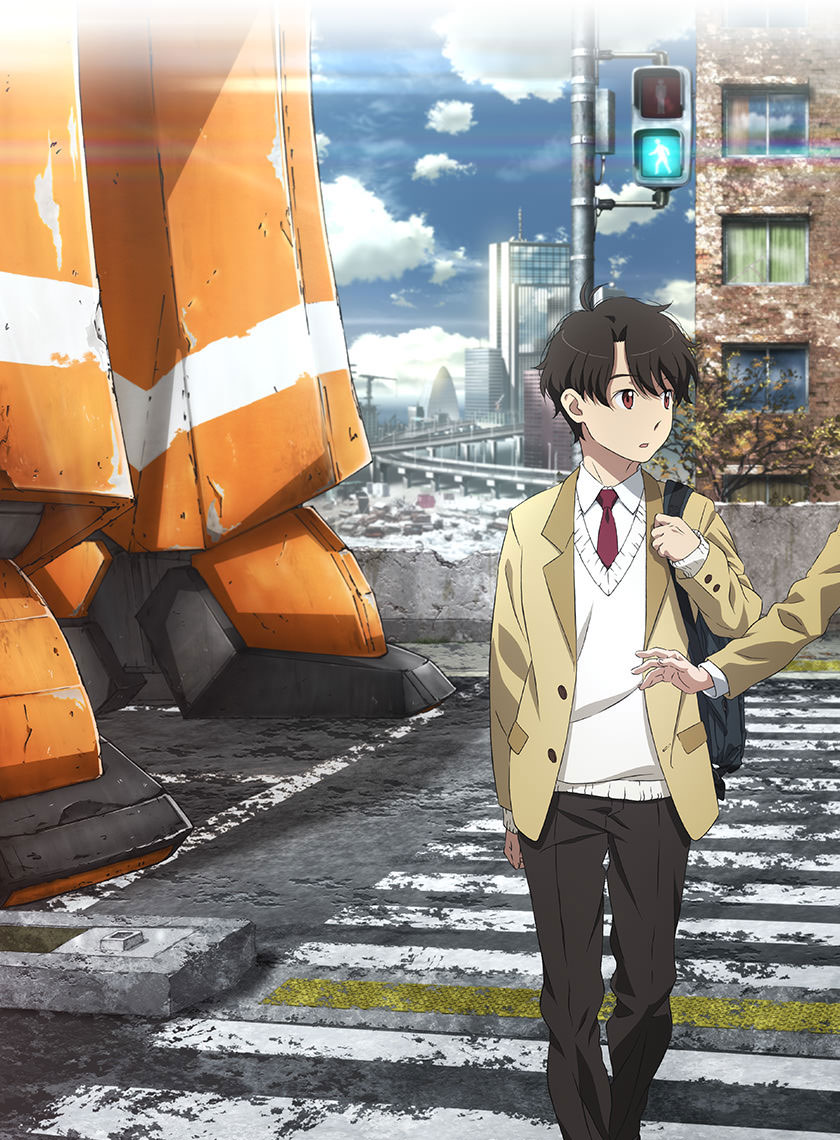 Aldnoah.Zero Visual 2