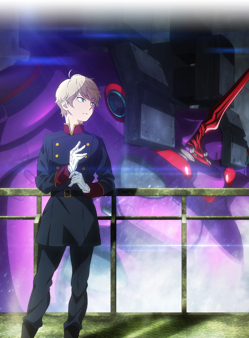 Aldnoah.Zero Visual 4