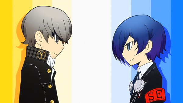 Persona Q Shadow of the Labyrinth - Opening Video