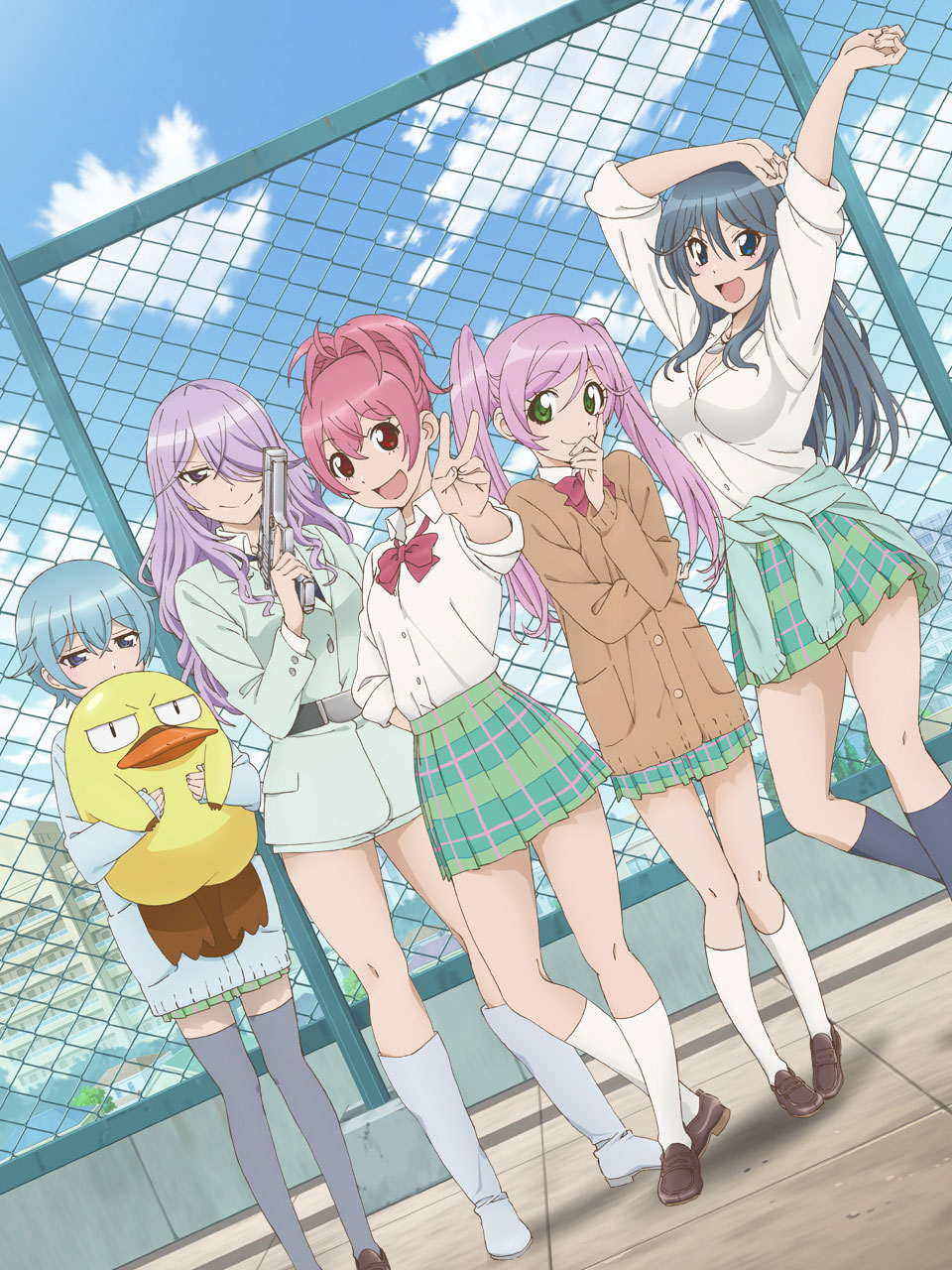 Sabagebu! Visual 2