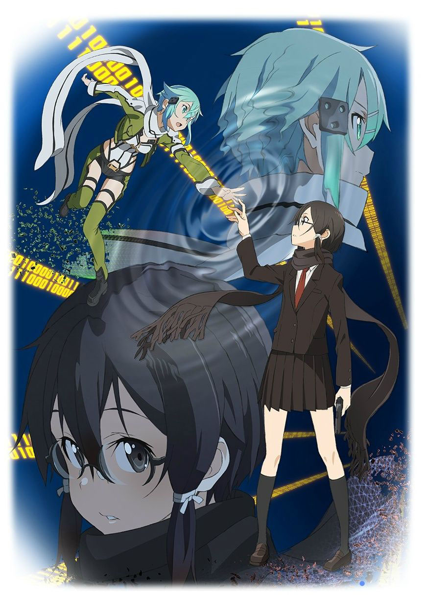 Sword Art Online II Visual 2