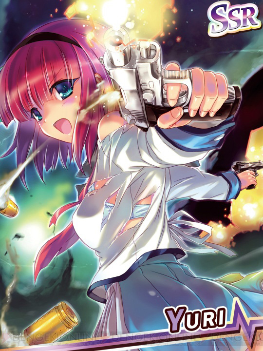 Angel Beats! Game Releases on Android & IOS - Haruhichan