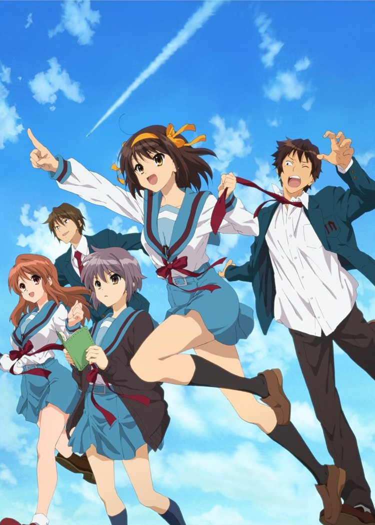 The-Melancholy-of-Haruhi-Suzumiya-2014-Visual 1