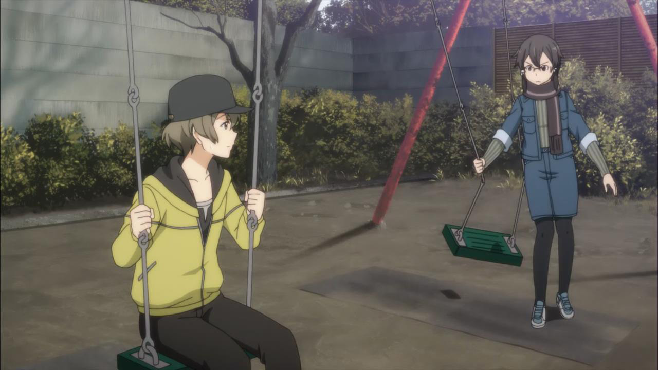 Sword Art Online II Episode 7 Screenshot 25