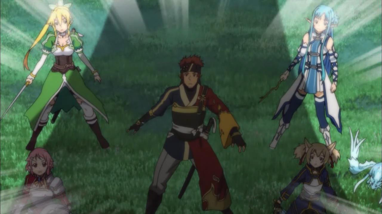 Sword Art Online II Episode 7 Screenshot 79