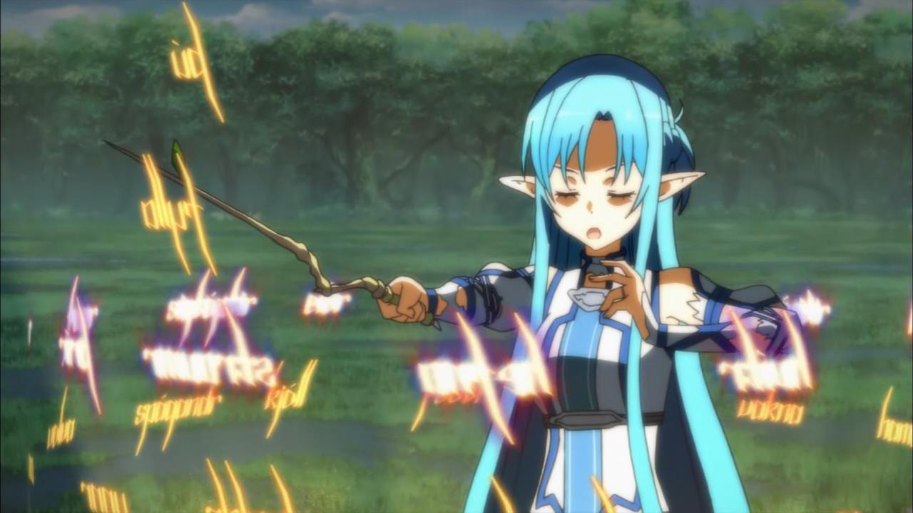 Sword Art Online II Episode 7 Screenshot 84