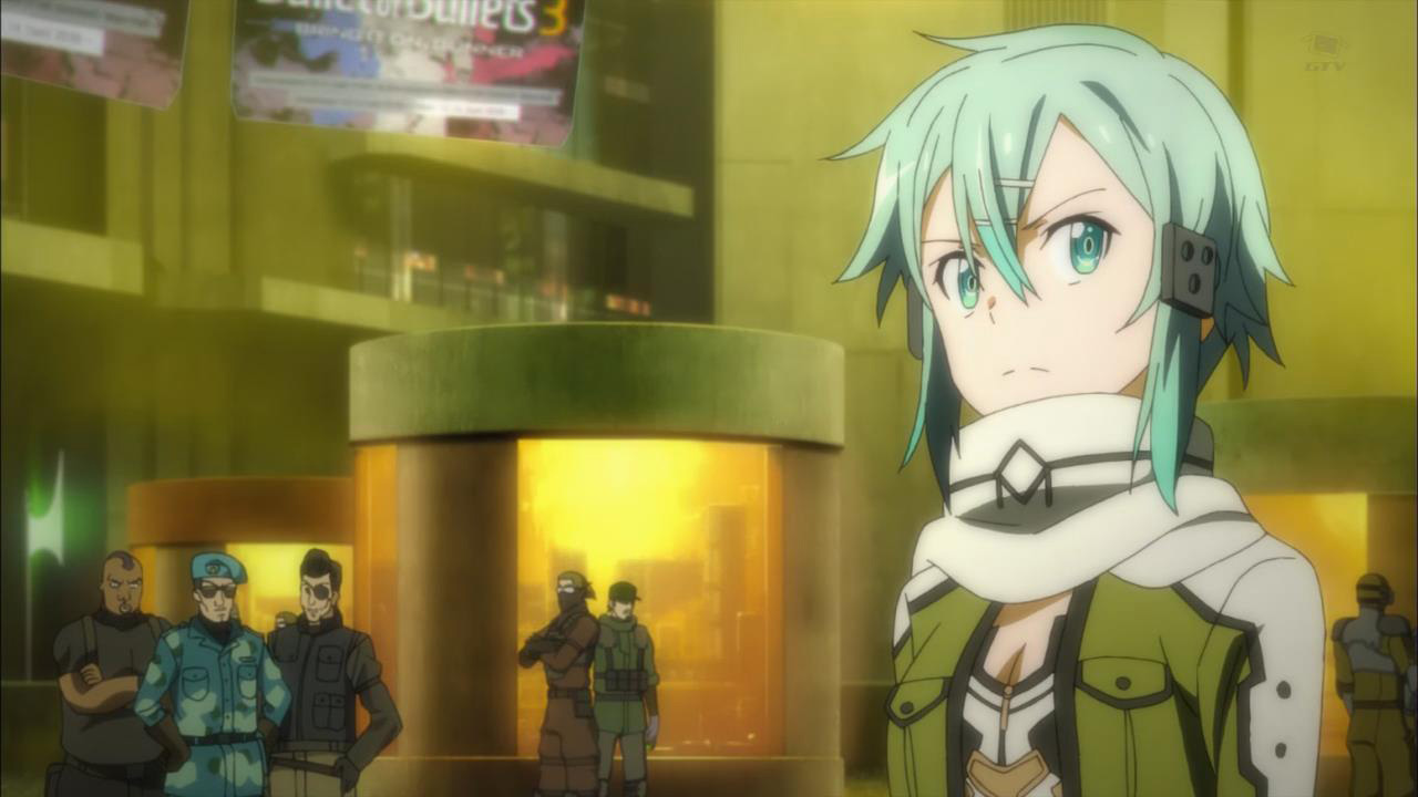 Sword Art Online II Episode 7 Screenshot 95