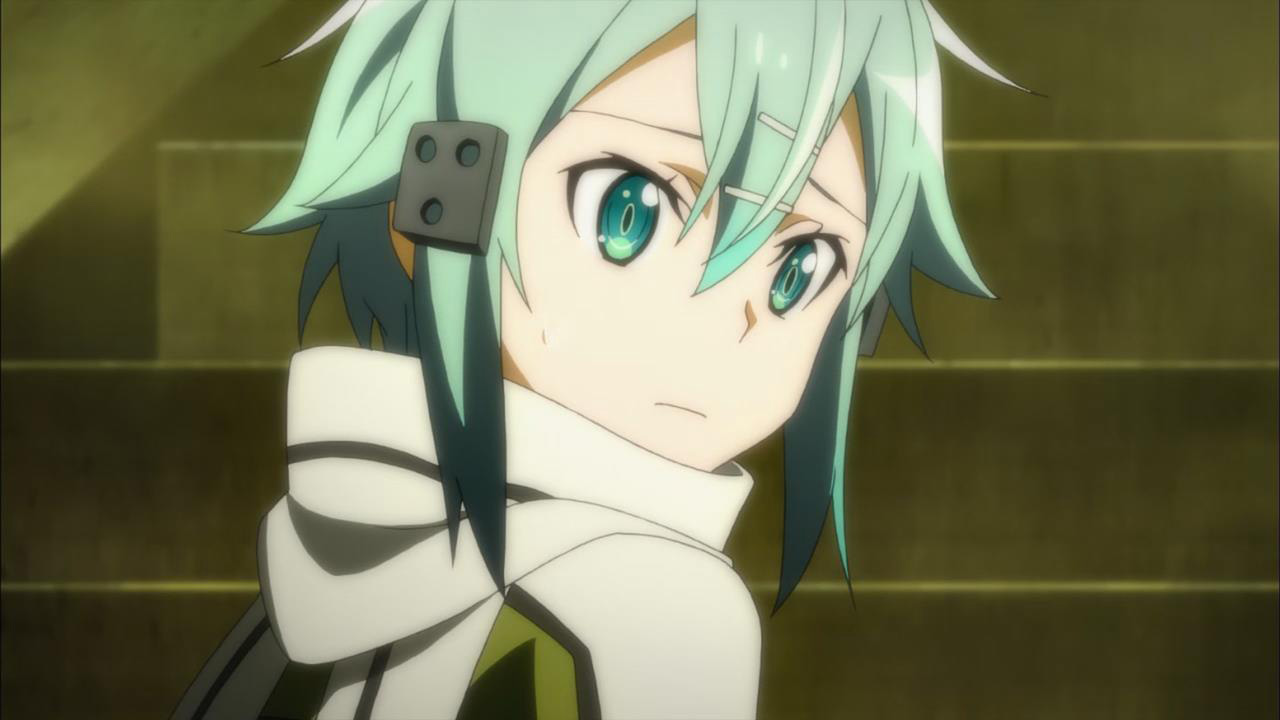 Sword Art Online II Episode 7 Screenshot 96