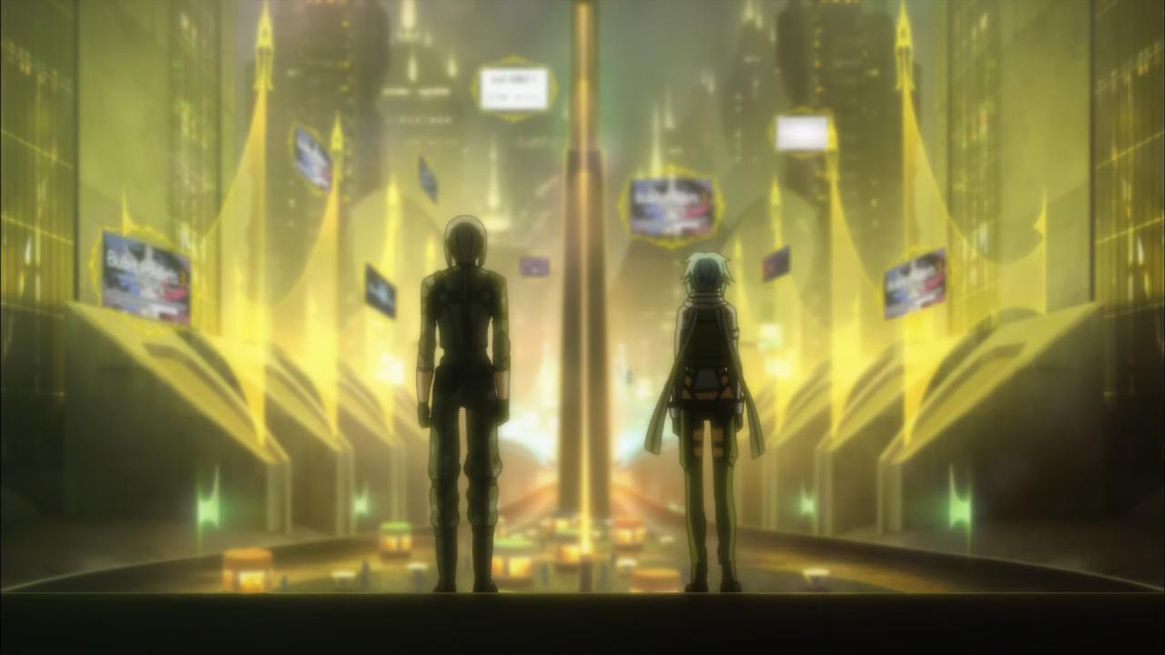 Sword Art Online II Episode 7 Screenshot 97