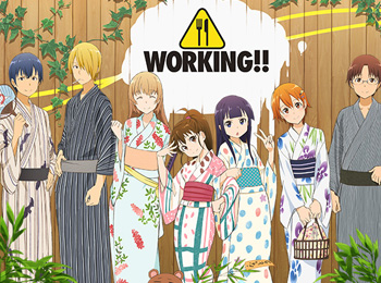 Working!! Anime Season 3 Announced