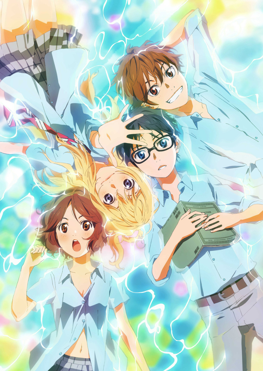 Shigatsu wa Kimi no Uso (Your Lie in April) 07 VOSTFR ...