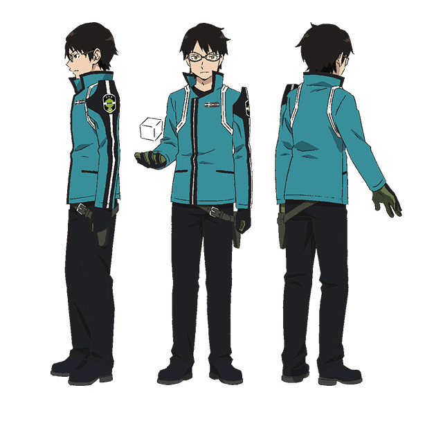 Trigger Anime Characters : New world trigger tv anime airing this october otaku tale