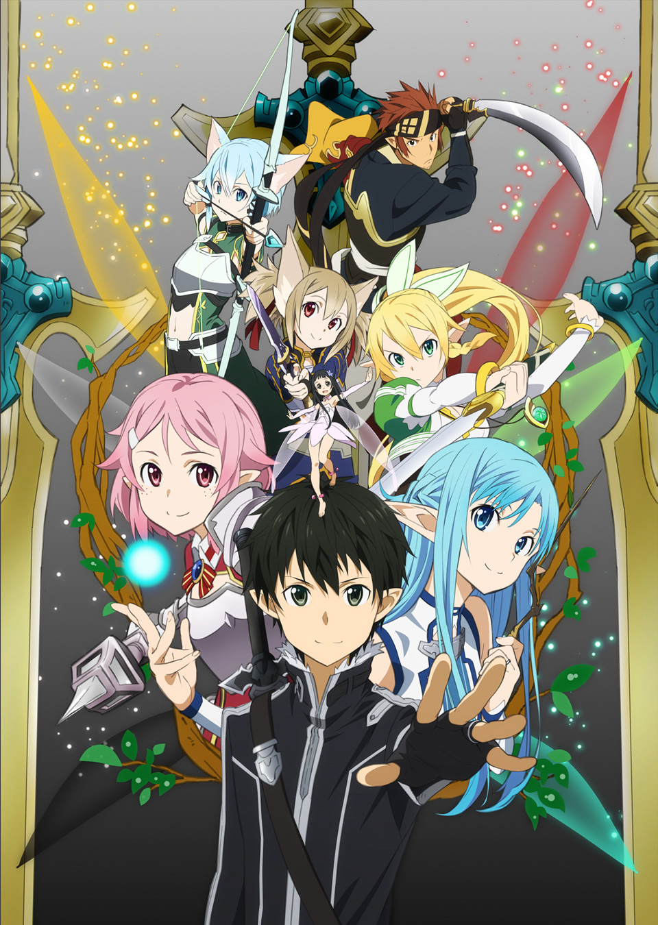 Sword-Art-Online-II-Calibur-Arc